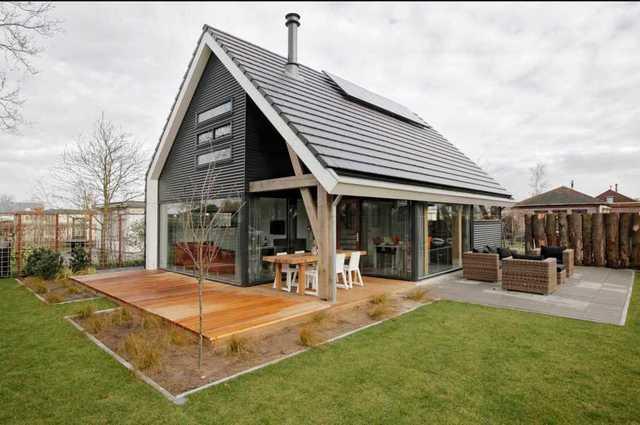 Efektowne zadaszenie tarasu pomys y godne uwagi strona 2 dom wp pl for De eigentijdse tuin