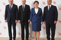 Szczyt Grupy Wyszehradzkiej w Warszawie. Beata Szyd�o: UE musi wr�ci� do swoich korzeni