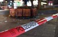 Policja: sprawc� zamachu by� Ira�czyk, prawdopodobnie dzia�a� sam