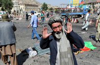 Zamach na Hazar�w w Kabulu, ponad 80 zabitych, ponad 230 rannych
