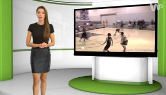 #dziejesiewsporcie: koszykarz roztrzaskał tablicę! Pokaleczył się szkłem