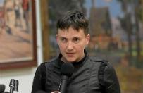 """Ukrai�ski polityk oskar�a. Nadia Sawczenko """"koniem troja�skim"""" Rosji?"""