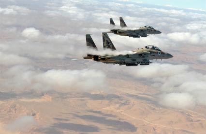 Pot�ga si� powietrznych Izraela