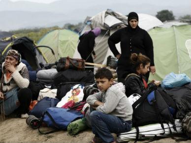 Syryjczycy id� do Niemiec przez Polsk�
