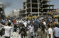 Zamach na p�nocy Syrii, przy tureckiej granicy - zgin�y 44 osoby