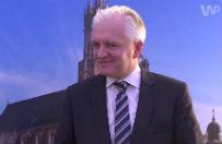 Jaros�aw Gowin: by� mo�e ko�cz� si� czasy pokoju w Europie. To powinno nas sk�oni� do refleksji