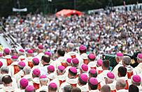 Papie� Franciszek odprawi� msz� na Jasnej G�rze