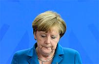 """Angela Merkel pot�pi�a zamachy Niemczech: """"wstrz�saj�ce, przygn�biaj�ce i deprymuj�ce"""""""