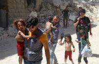 Szef MSZ Wielkiej Brytanii: Rosja czyni wojn� w Syrii coraz bardziej ohydn�. Gdy gin� cywile, jest to zbrodnia wojenna