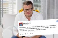 Marcin Meller: mnie niewierzącego Franciszek ujmuje