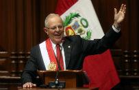 Pedro Pablo Kuczynski zaprzysi�ony na prezydenta Peru