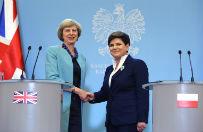 Beata Szyd�o: po Brexicie prawa obywateli UE na Wyspach uregulowane na zasadzie wzajemno�ci