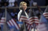 Hillary Clinton oficjaln� kandydatk� na prezydenta. Przyj�a nominacj� jako pierwsza kobieta w historii USA