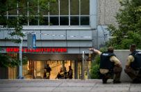 """Atak w Monachium. Uchod�ca ukry� 200 os�b w piwnicy. """"Terrory�ci ha�bi� islam"""""""