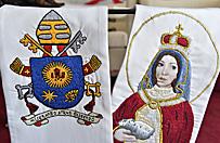 Prezenty dla papie�a Franciszka
