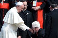 Papie� Franciszek ostrzega Polak�w przed klerykalizmem