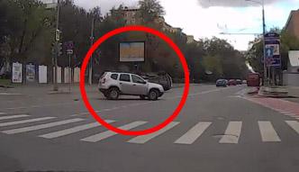 #dziejesiewmoto [393]: wypadek SUV-a, Lamborghini i mistrz kierownicy