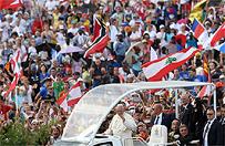 Papie� Franciszek: nast�pne �wiatowe Dni M�odzie�y odb�d� si� w 2019 r. w Panamie