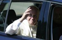 To dlatego op�ni� si� wyjazd papie�a do Brzeg�w