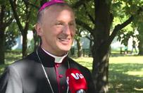 Bp Marek Solarczyk dla WP: jestem zaskoczony
