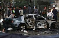 Pot�na eksplozja wstrz�sn�a Kabulem, prawdopodobnie atak terrorystyczny