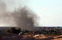 USA zaatakowa�a Pa�stwo Islamskie w Syrcie na p�nocy Libii. Premier Fajiz as-Sarad�: naloty spowodowa�y powa�ne straty w szeregach d�ihadyst�w