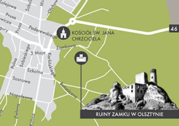 Zamek w Olsztynie zyska nową atrakcję