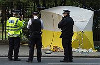 Policja: no�ownik z Londynu to Somalijczyk z norweskim obywatelstwem