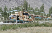 Pakista�ski �mig�owiec rozbi� si� w Afganistanie. Talibowie uprowadzili za�og� i pasa�er�w: w tym Rosjanina