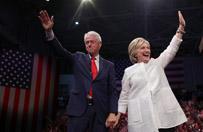 Bill Clinton: w sprawie maili Hillary pope�ni�a b��d