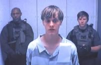 Sprawca masakry z Charleston pobity w wi�zieniu