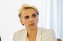 Pos�anka Nowoczesnej Joanna Scheuring-Wielgus pozywa autora wulgarnych wiadomo�ci