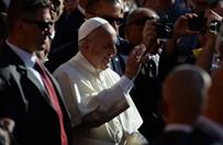 Papie� Franciszek na wycieczce w okolicach miasta Rieti