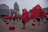 """Korea P�nocna walczy z krzy�em. Na cenzurowanym znalaz� si� nawet... symbol """"plus"""""""