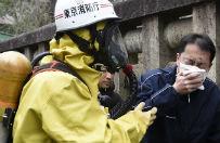 Tokio: kto� rzuci� koktajlem Mo�otowa w t�um. 15 os�b rannych, w tym dwoje dzieci