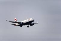 Atak laserem na londy�skim lotnisku. Pilot zosta� o�lepiony