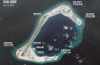 USA: Satelity ujawni�y chi�skie hangary lotnicze na wyspach Spratly