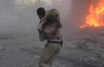 Dramatyczna sytuacja ludno�ci w Aleppo