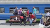 Nowy szlak dla uchod�c�w. Przez Bia�oru� do Polski