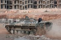 Armie Rosji i Syrii zaprzeczaj�, jakoby zaatakowa�y konw�j ko�o Aleppo. ONZ i Czerwony Krzy� zawieszaj� pomoc humanitarn� dla Syrii