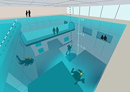 Y-40 - najgłębszy basen świata