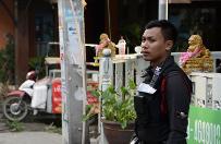 """Kolejny atak bombowy w Tajlandii, zgin�y cztery osoby. """"To lokalny sabota�"""""""