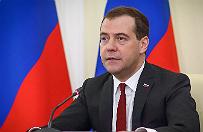 Rosja mo�e zerwa� stosunki dyplomatyczne z Ukrain�. Dmitrij Miedwiediew: ostateczna decyzja  nale�y do prezydenta W�adimira Putina