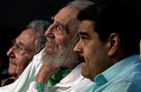 Fidel Castro sko�czy� 90 lat. Pojawi� si� publicznie
