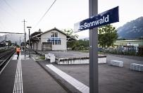 Sprawca ataku w poci�gu w Szwajcarii mieszka� w Liechtensteinie