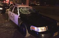 Starcia mi�dzy policj� a czarnosk�rymi w USA