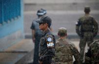 Wypadek w po�udniowokorea�skiej bazie wojskowej. Zgin�� �o�nierz
