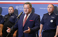 MSWiA po spotkaniu ws. Krymu: w Polsce nie ma powod�w do niepokoju, ale pa�stwo musi czuwa�