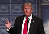 USA: Trump nie przebiera w �rodkach, niszczy by�� miss