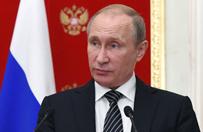 W�adimir Putin o rzekomej pr�bie ukrai�skiej dywersji na Krymie